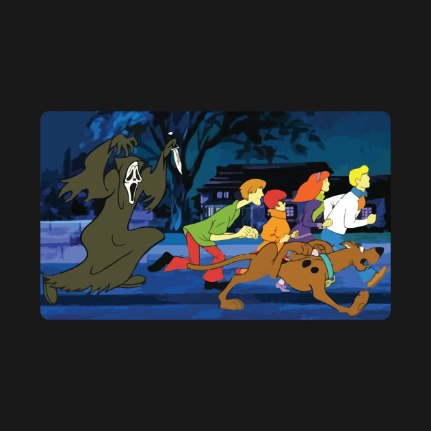 Scooby Doo and the Ghostface Killer