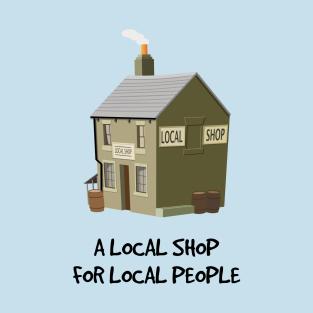 Local Shop t-shirts