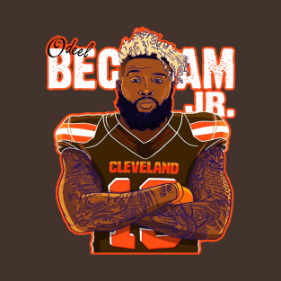 cheap for discount 70d97 beb79 Odell Beckham Gifts and Merchandise | TeePublic