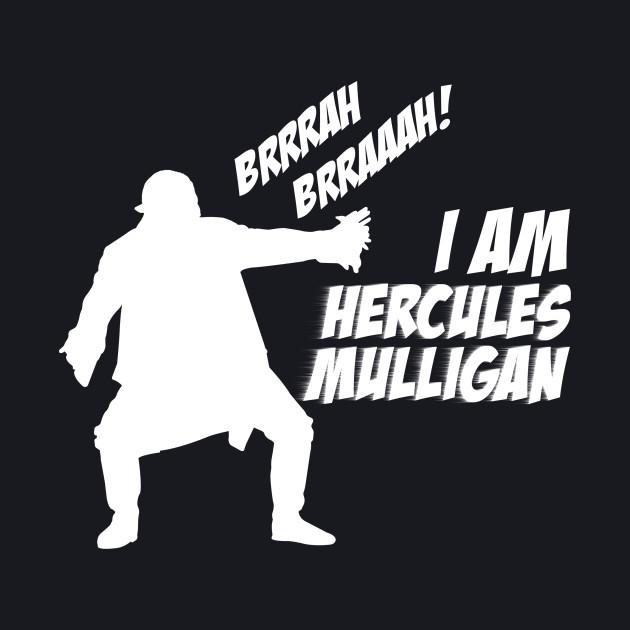 Hercules Mulligan - Hamilton