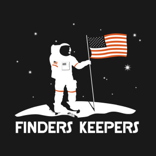 FInders keepers t-shirts