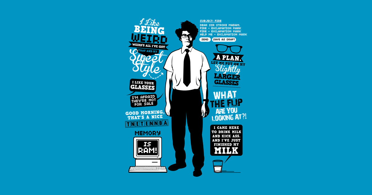 The It Crowd Gifts and Merchandise | TeePublic