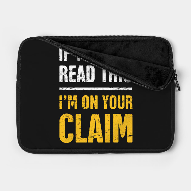 I'm On Your Claim | Gold Panning & Gold Prospecting