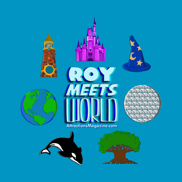 Roy Meets World Icons
