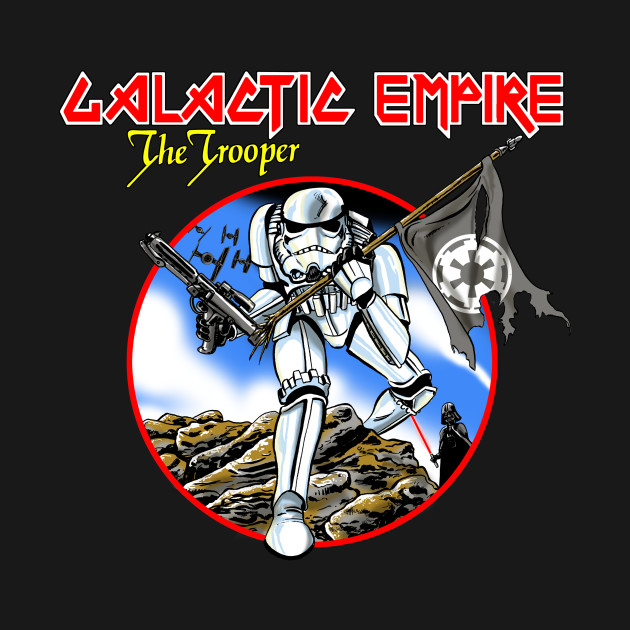 Galactic Empire - The Trooper