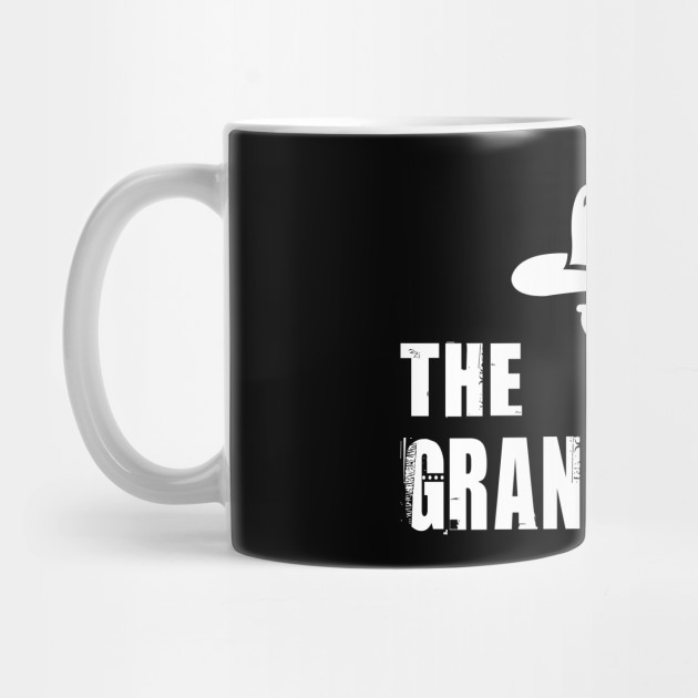 The Grandfather Gift for Dad Father's Day Mug