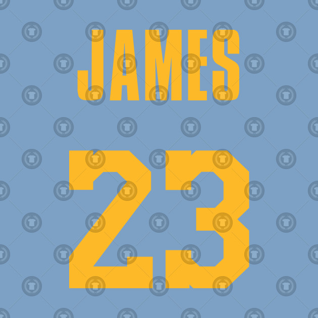 234ae0bfa0b8 LeBron James MPLS Lakers Jersey - Lebron James - Kids T-Shirt ...