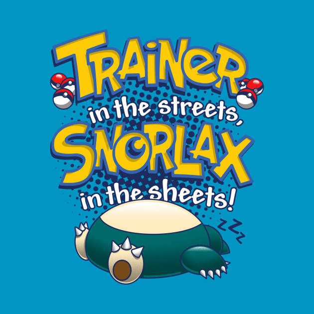Trainer in the streets...