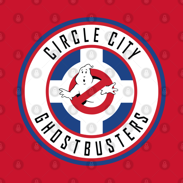 Circle City Ghostbusters IP Style