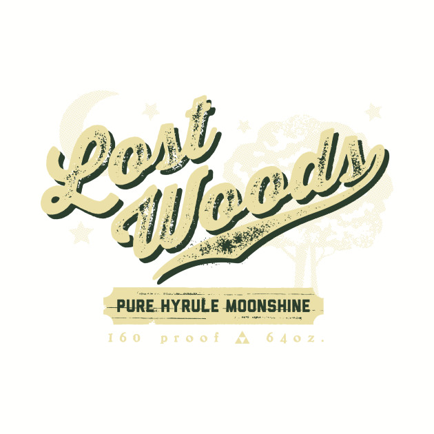 Lost Woods Moonshine