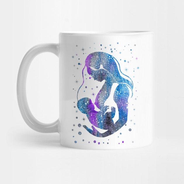 Breastfeeding mother Mug