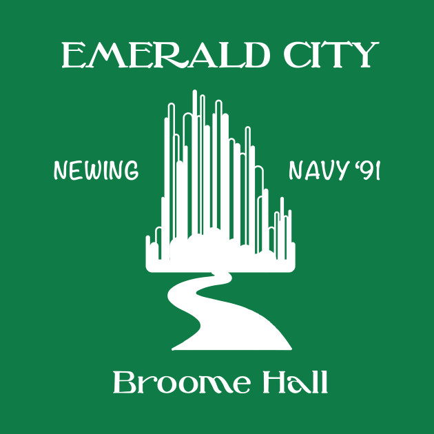 Newing Navy '91 - Emerald City - Broome Hall