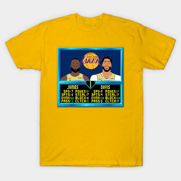 reputable site 596a2 6ea64 NBA Jam LA Lakers