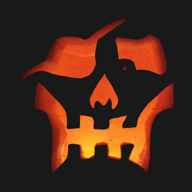 Pirate Pumpkin Carving
