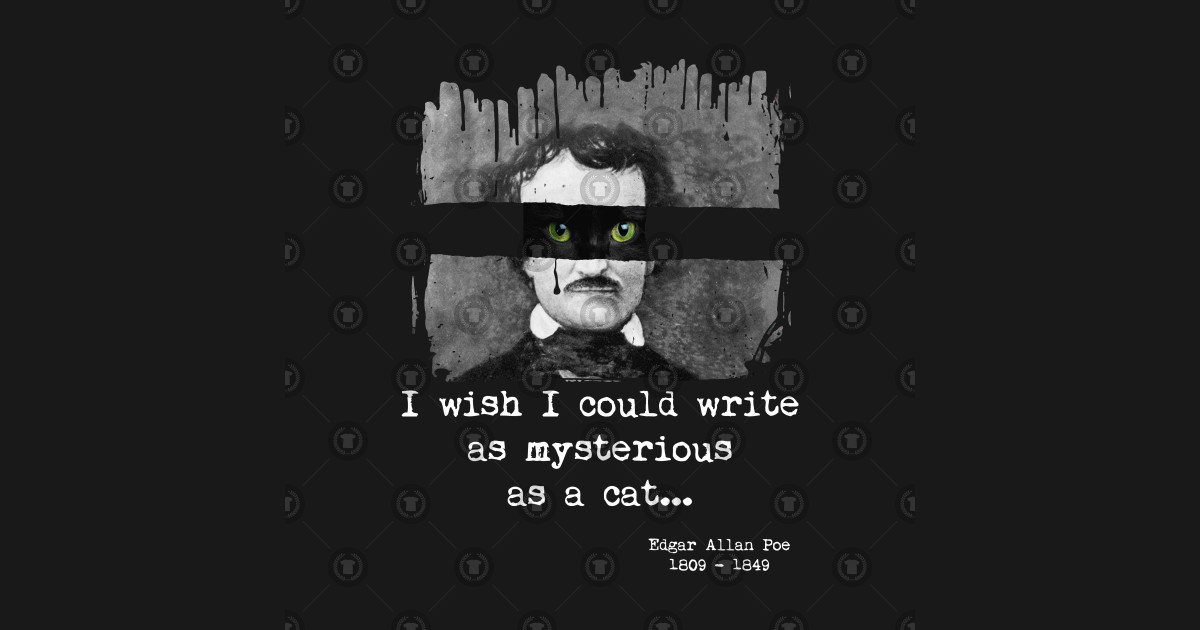 Edgar Allan Poe Quote by nine69
