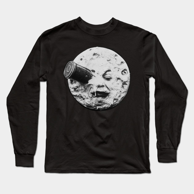 A Trip to the Moon T Shirt Design