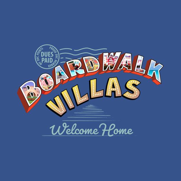 Boardwalk Villas DVC Owner Shirt