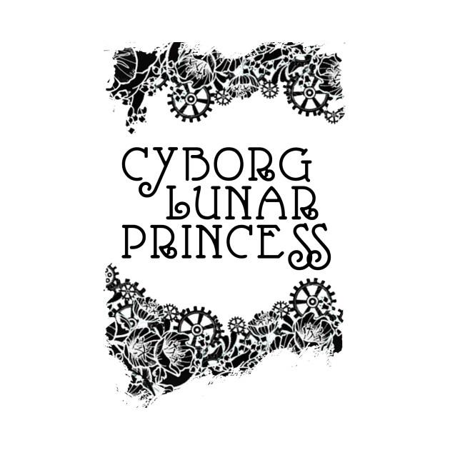 Cyborg Lunar Princess