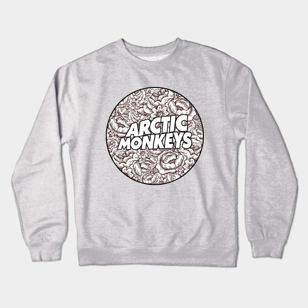 Arctic Monkeys | Flower Circle Logo