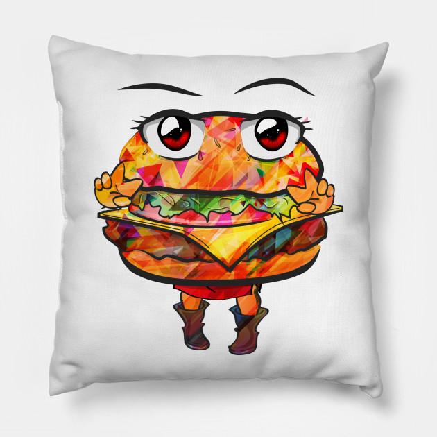 Cute Burger
