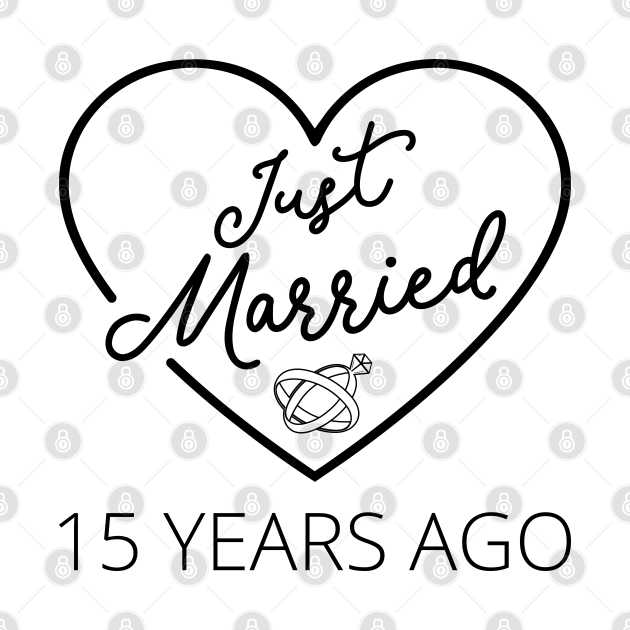 Just Married 15 Years Ago III
