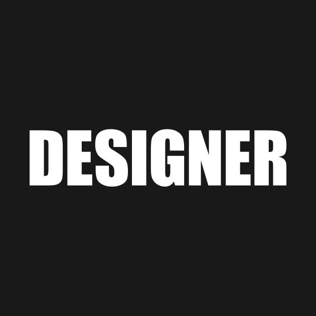Authority: Designer
