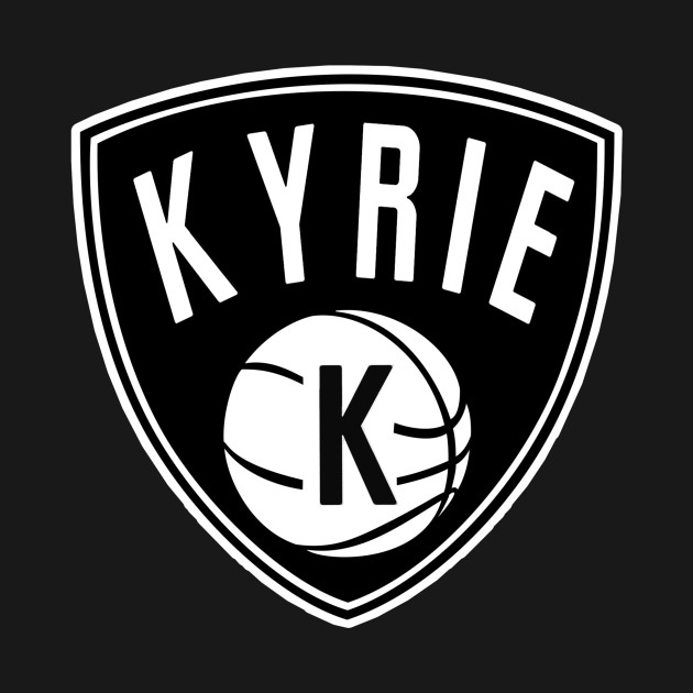 the latest 55c8a 10489 Kyrie to the Nets (black)