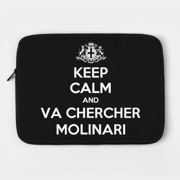 Keep Calm Molinari Marseille