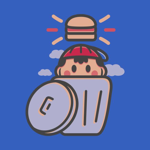 Trash Burger