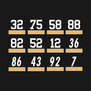 8d12ce0b Steelers T-Shirts | TeePublic
