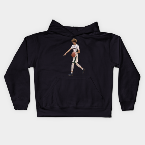 06ec92613 LaMelo Ball Half Court Shot Low Poly Kids Hoodie