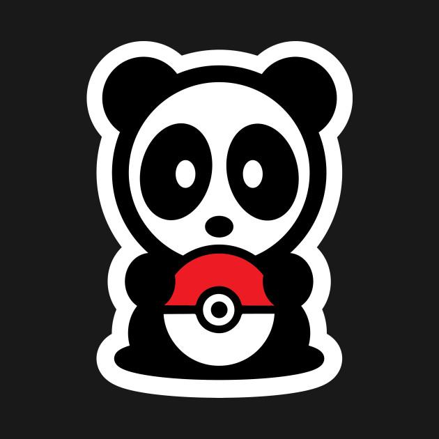 Pokemon Panda Pokeball Bambu Brand