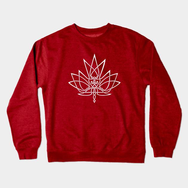 Leaf Crewneck Sweatshirt
