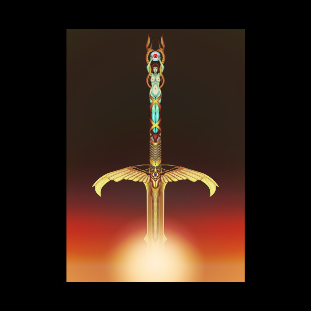 Sword of Lilith Bound
