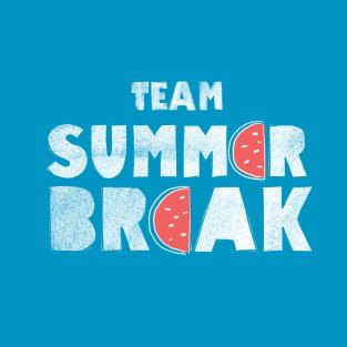 team summer break t-shirts