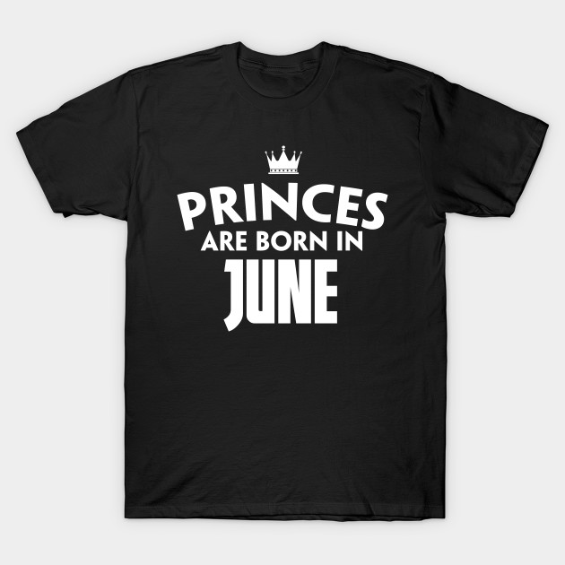 June T Shirts Birthday For Girl Women Shirt
