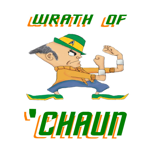 Wrath of Chaun --- Leprechaun, that is