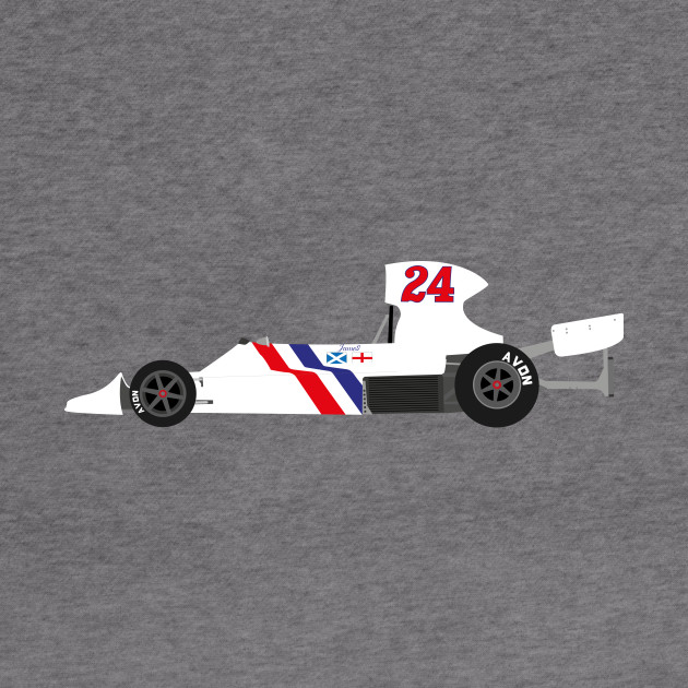 Hesketh 308 James Hunt