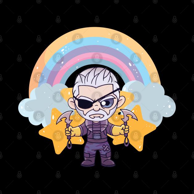 Rainbow Star RIPTIDE
