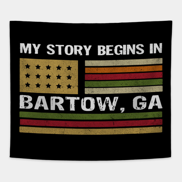 My Story Begins in BARTOW city, GA