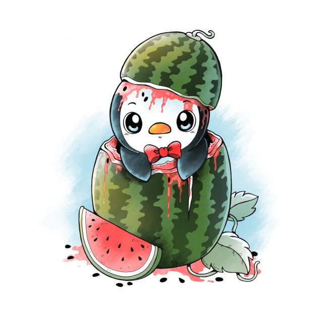 Melon Penguin