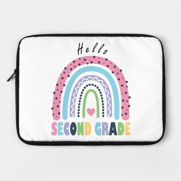 Hello Second Grade, Funny Second Grade Teacher Gift Ideas, Teacher Gift, Gift for Teachers, 2nd Grade, Second Grade Teacher, Back to School