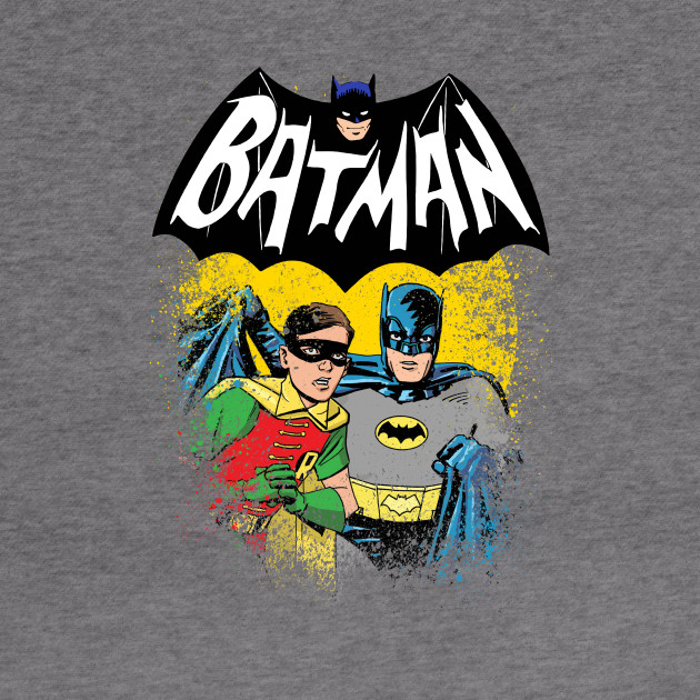 batman 66 with logo