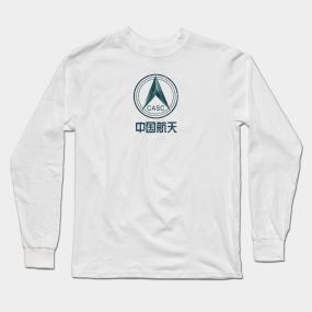 9012cbe920c Nasa Space Long Sleeve T-Shirts
