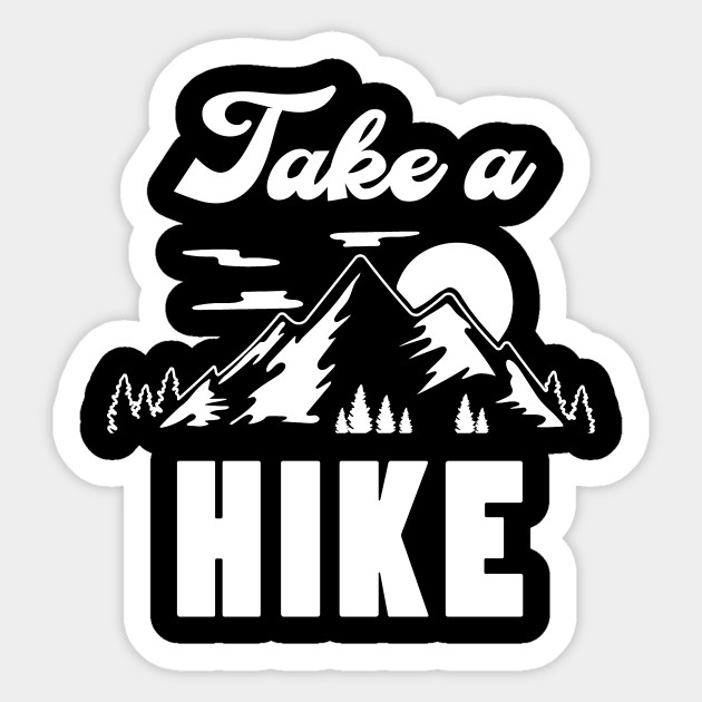 Hiking T-Shirts Hiker Backpacker Gifts