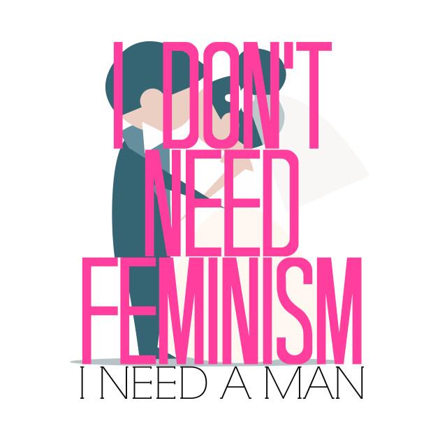 Feminism Brush-Off