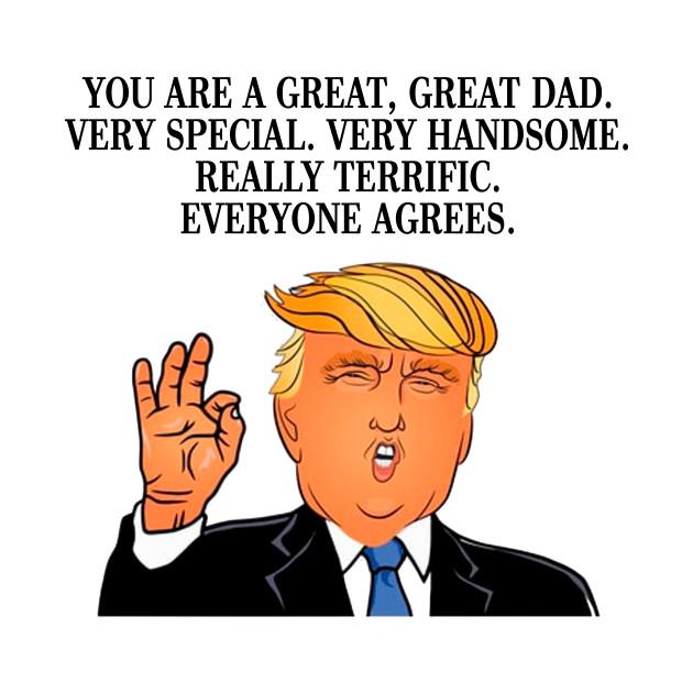 02e7f7ef00 ... Donald Trump Mug Happy Fathers Day Hilarius Grandpa Coffee Tea Cup Funny  Dad Gift Maker America