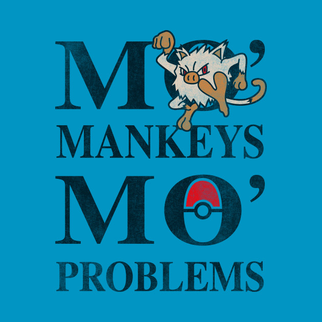 0198 Mo Mankeys T-Shirt