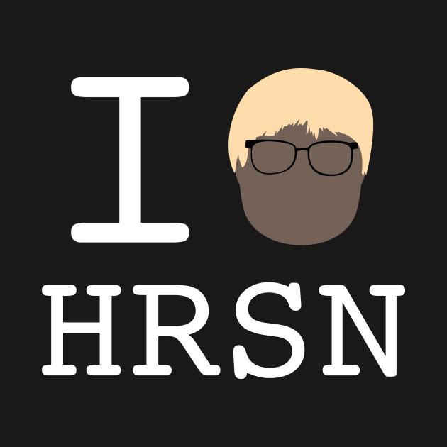 I Heart HRSN (White Font)