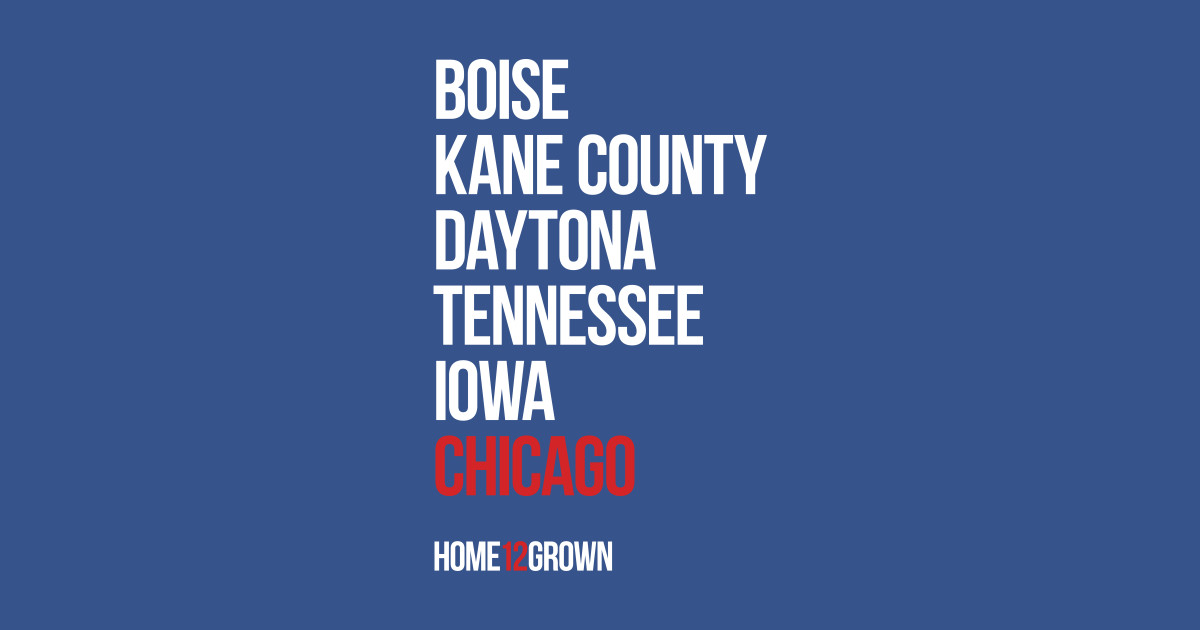 """Homegrown Series"" Chicago: Hulk - Chicago Cubs"